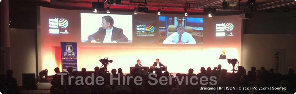 Video Conferencing Trade Hire Services1