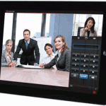 Videoconferencing on the iPad