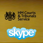 How to Connect Skype to a UK Court